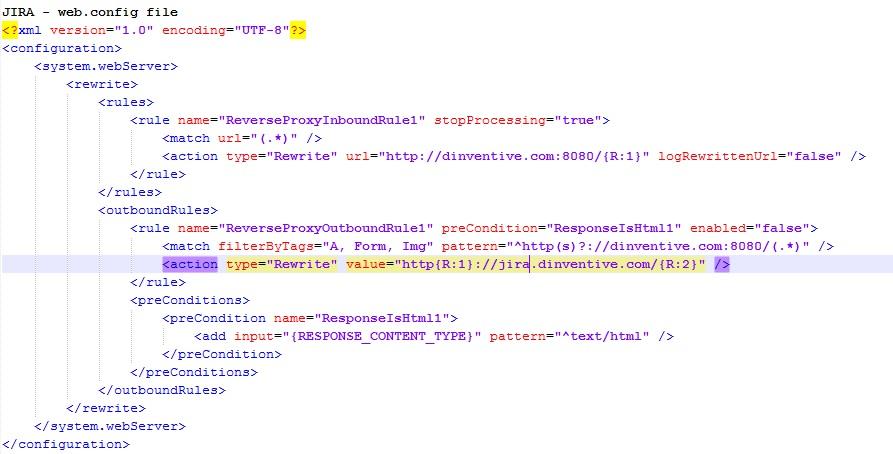 Install Configure JIRA, Confluence and Stash on sub-domain